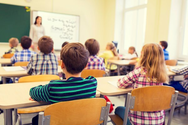 Kinderen weer naar basisscholen
