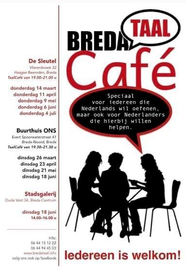 Breda taal café