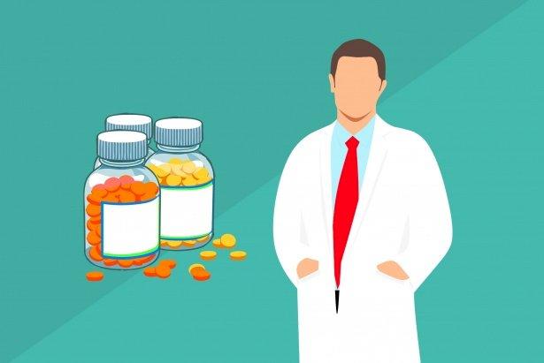 De apotheek en het recept